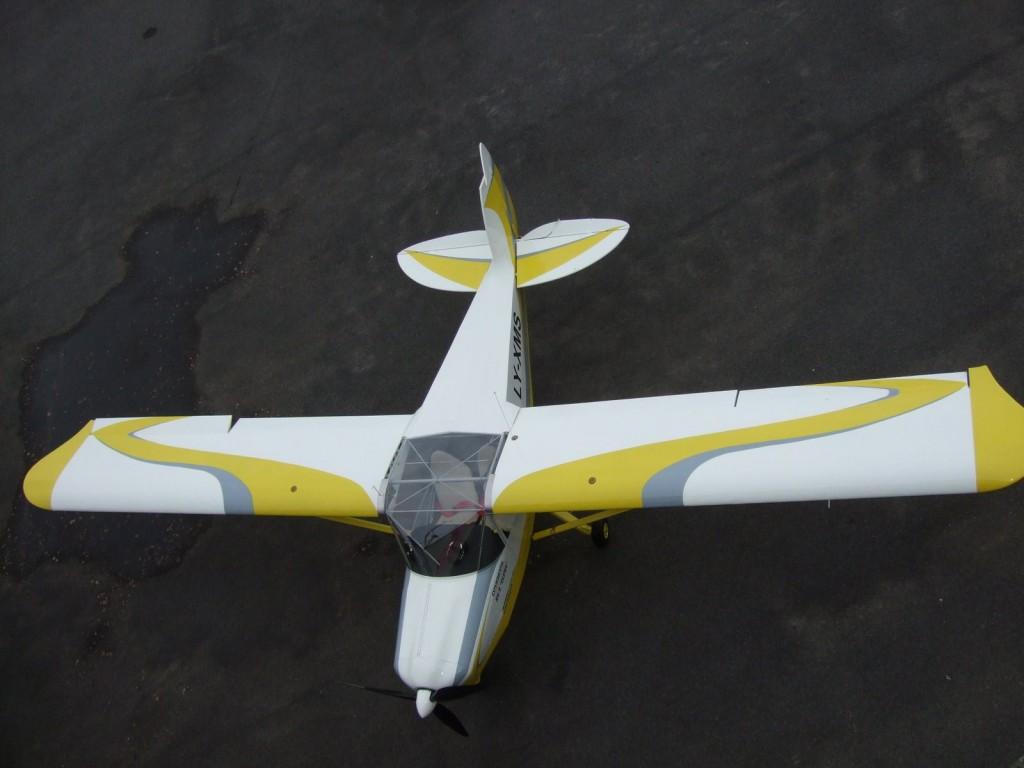 RK-9 iš viršaus