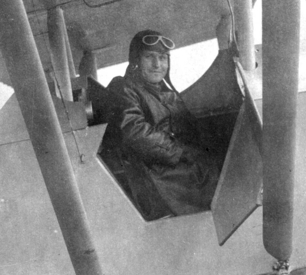 A. Gustaitis sėdi ANBO-2