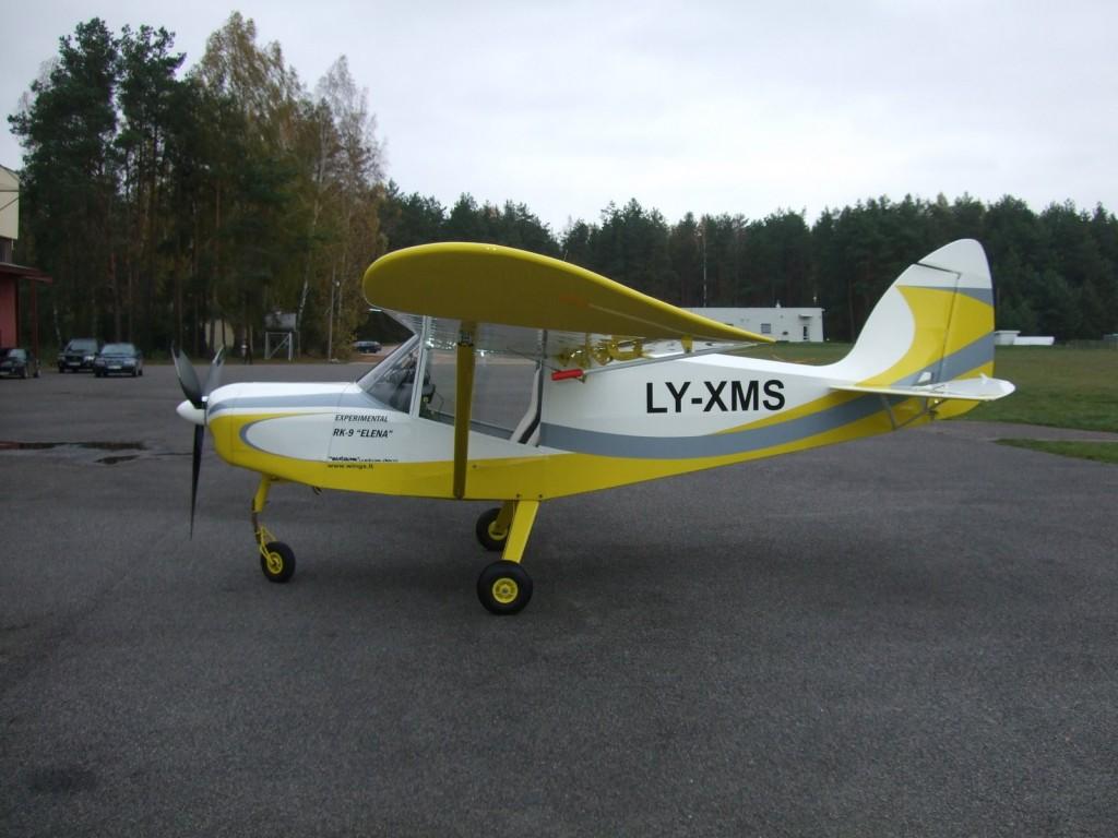 RK-9 užbaigtas