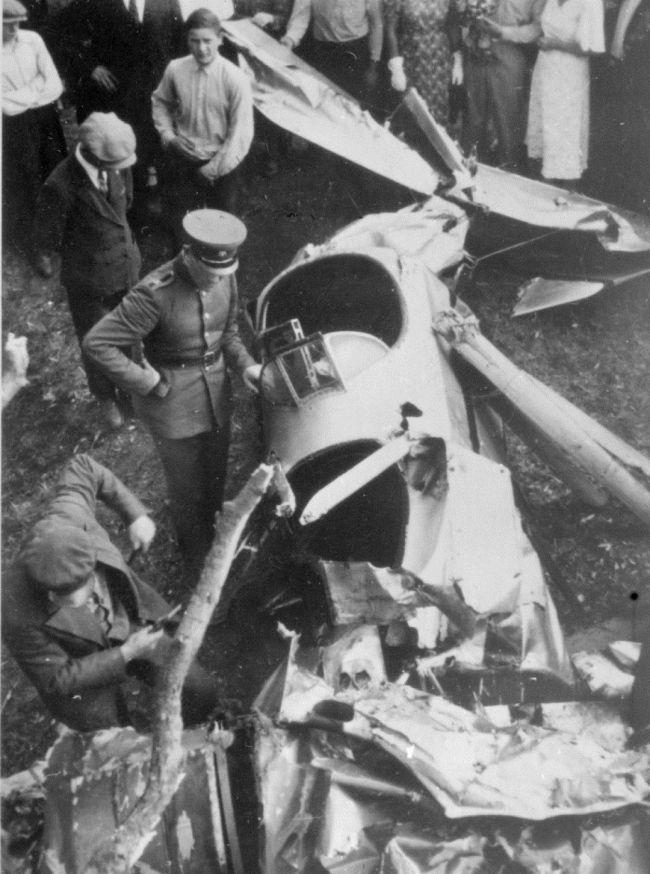 ANBO-II avarija